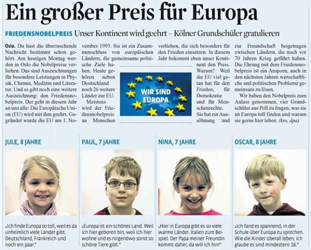 Kölner Stadt-Anzeiger, 10.12.2012
